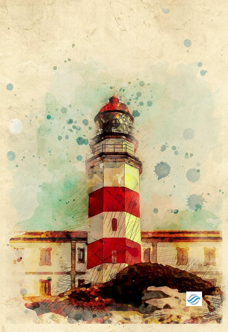 Alter Leuchtturm von 1539